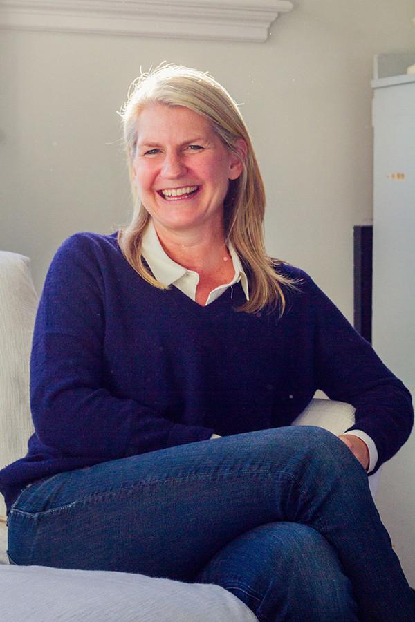 Rockflower founder Tine Ward