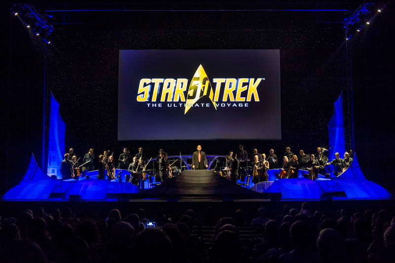 StarTrek: The Ultimate Voyage 50th Anniversary Concert