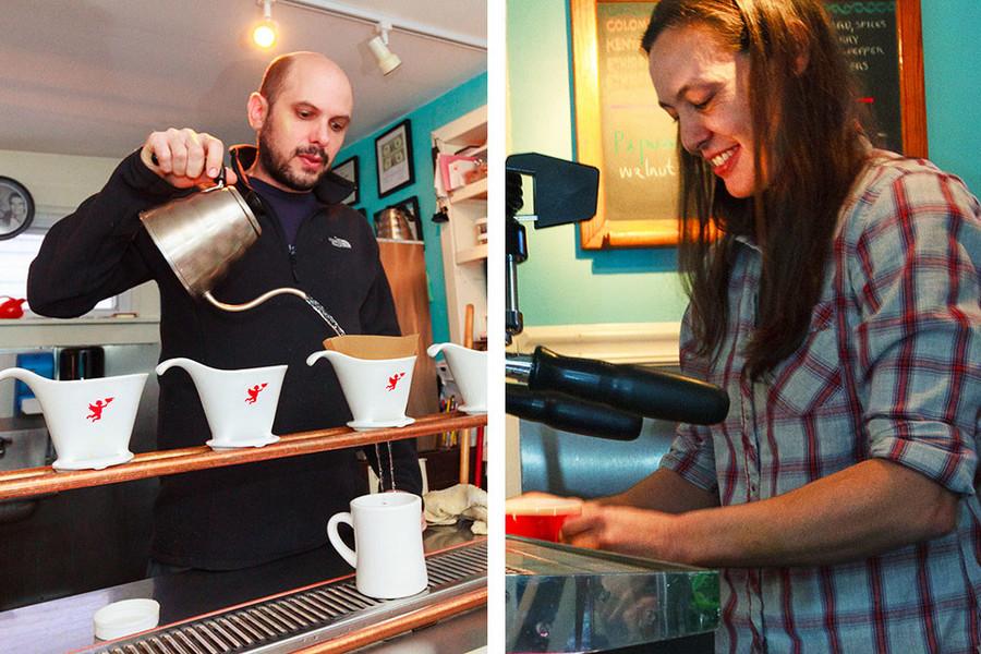Angelina's Coffee Shop