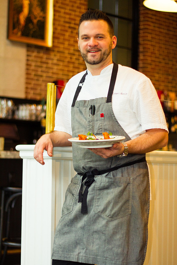 Executive Chef Robert Sisca of the Providence G