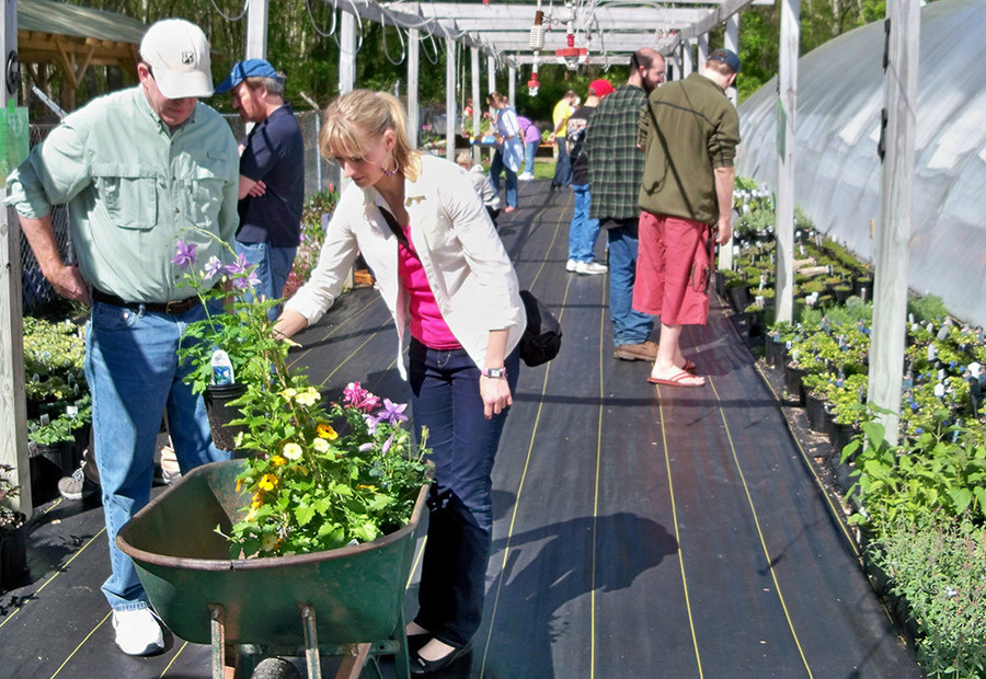 Don't miss the Best Native Plant Sale in RI at URI's East Farm on June 4
