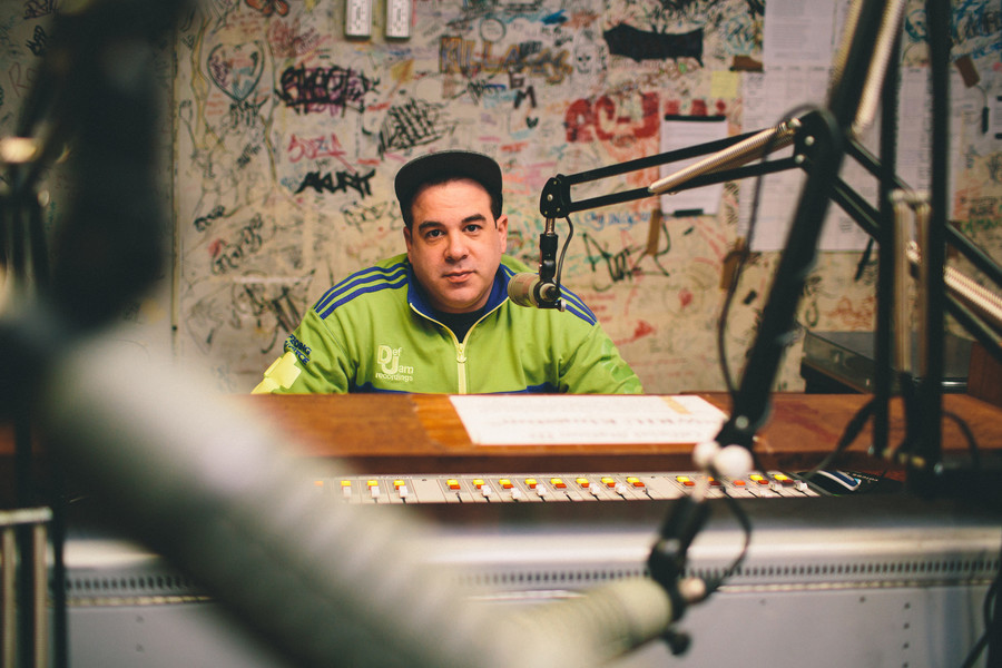 DJ Nook of WRIU's Real Rap Radio