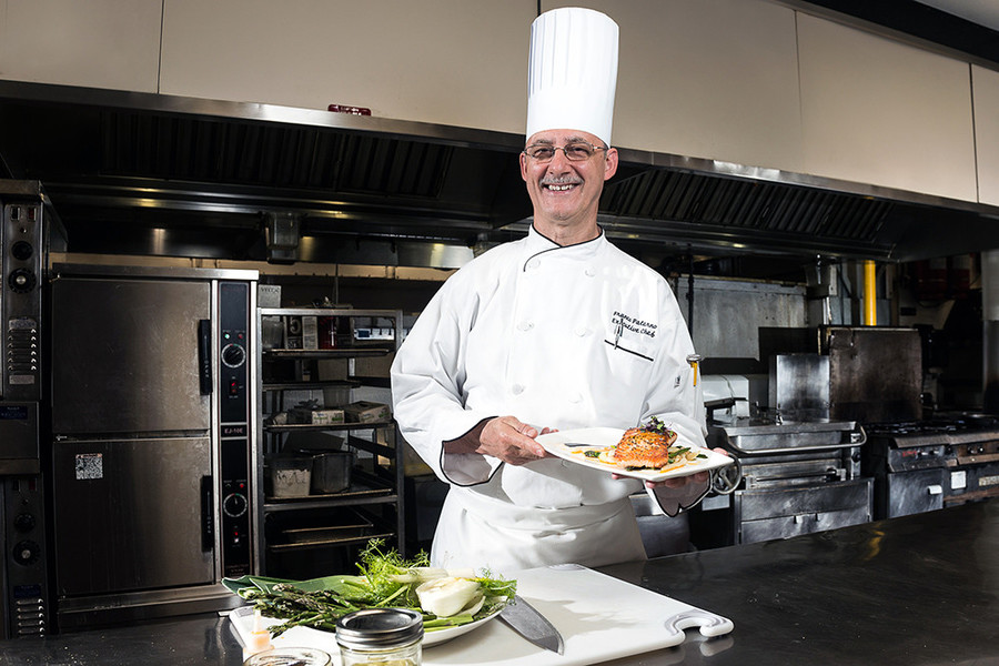 Executive Chef Franco Paterno of Bluefin Grille