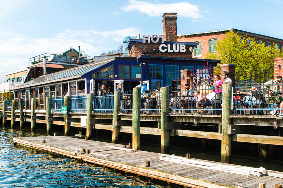 Your summer in PVD starts on the Hot Club deck