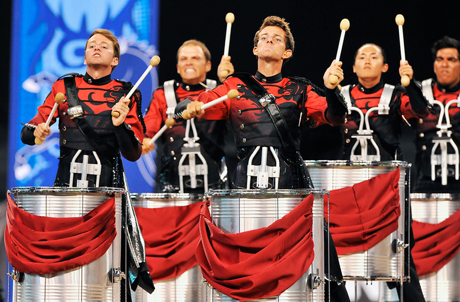 The Boston Crusaders will be among this year's competing bands