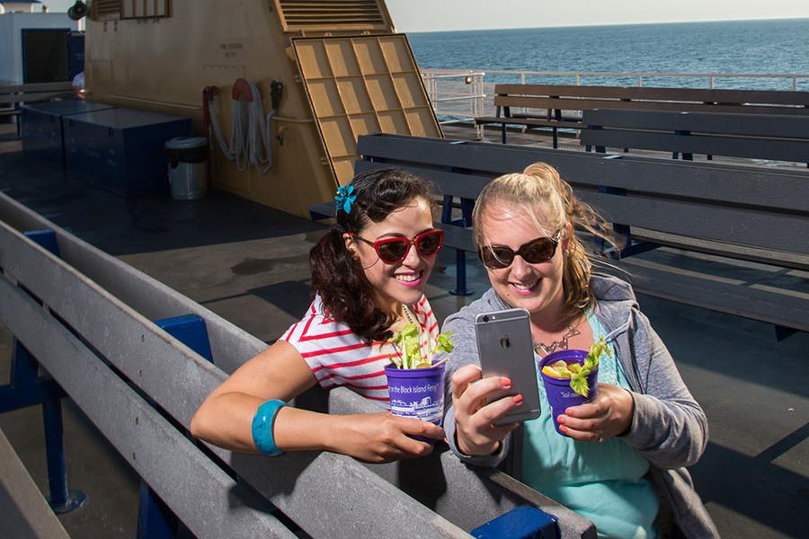 Sail away on the Block Island Ferry