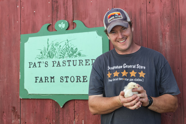 Patrick McNiff of Pat's Pastured