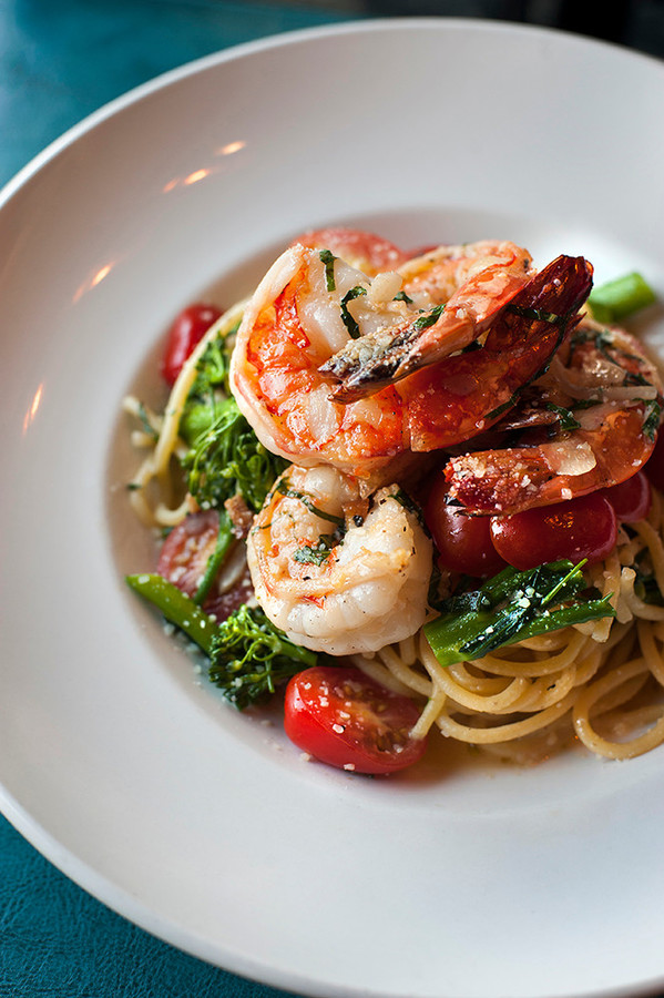 Shrimp Pancetta
