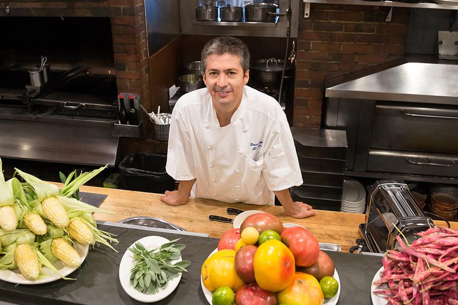 Chef David Reynoso of Al Forno