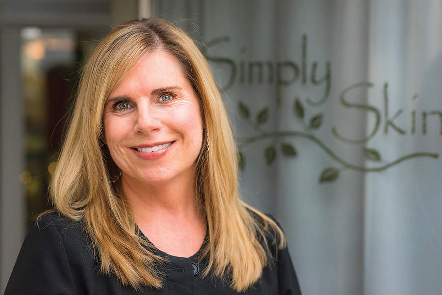 Lynn Beaulieu from Simply Skin knows how to keep your skin gorgeous in any season