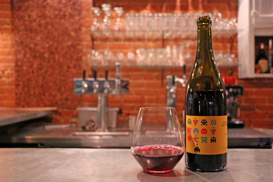Fortnight wine bar makes trying different wine fun and easy