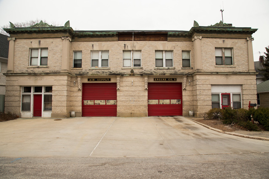 The fire station at Humboldt Avenue (pictured) and Rochambeau Avenue were decommissioned on January 8