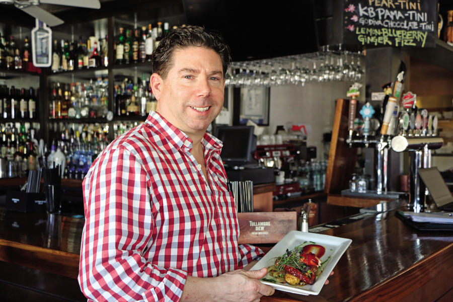 Chef Kevin Gaudreau is bringing his award-winning experience to a Hope Street neighborhood favorite