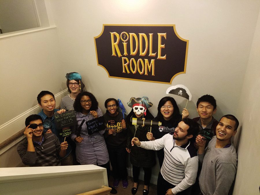 Their wits got them out of the Rhode Island Riddle Room. Can you escape?