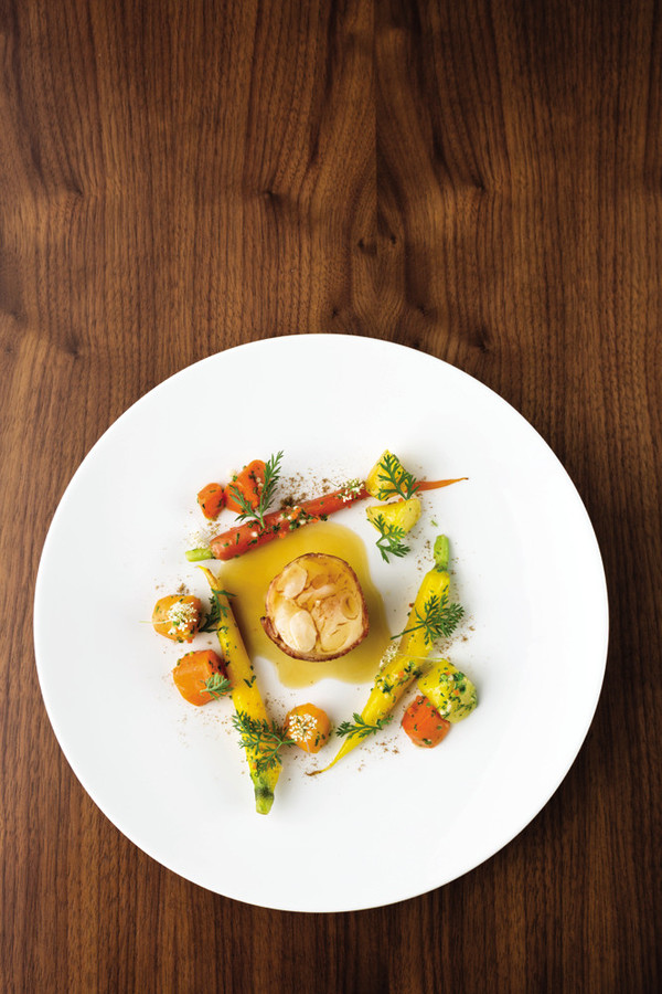 Blithewold's Chef's Table Dinner Series will give you a chance to try inspired dishes by Persimmon's Champe Speidel in a grand setting on April 23