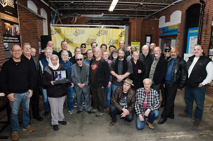 This year's Rhode Island Rock and Roll Hall of Fame inductees will be immortalized with other local legends in Pawtucket's Hope Artiste Village