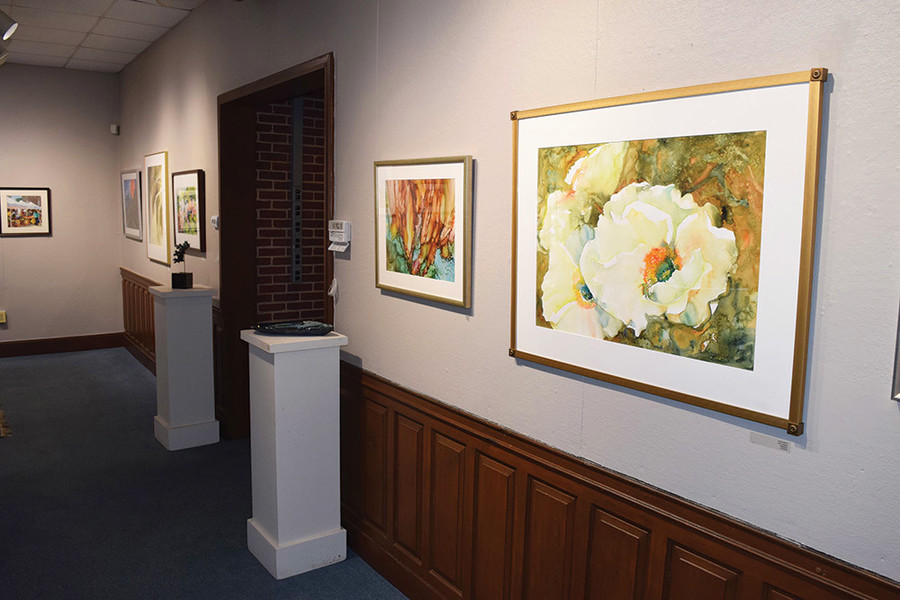 The RI Watercolor Society has been making fine art accessible to the public for 120 years
