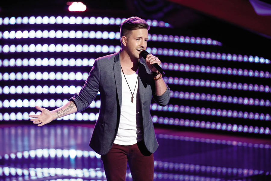 Billy Gilman won over audiences week after week last season on NBC's The Voice