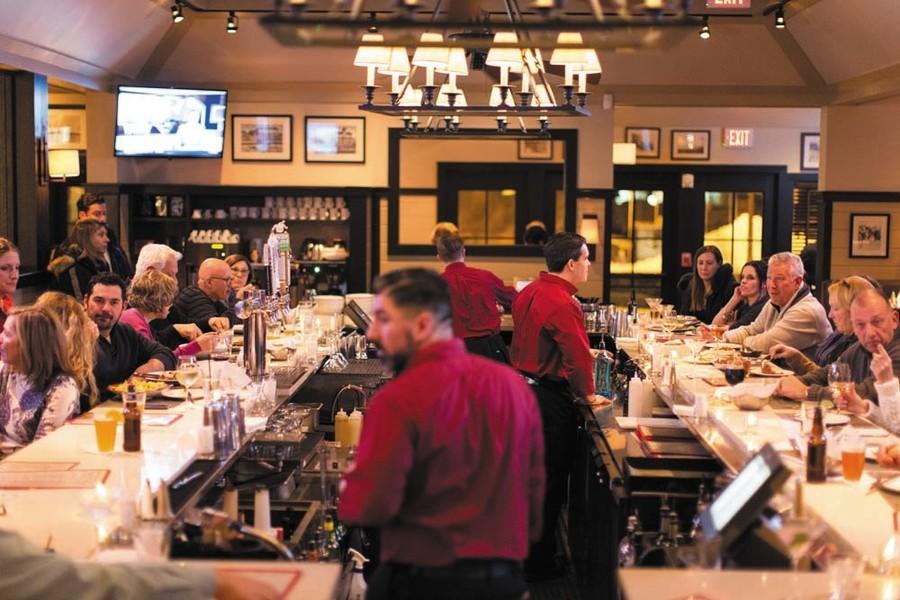 Trio in Narragansett has grown their menu