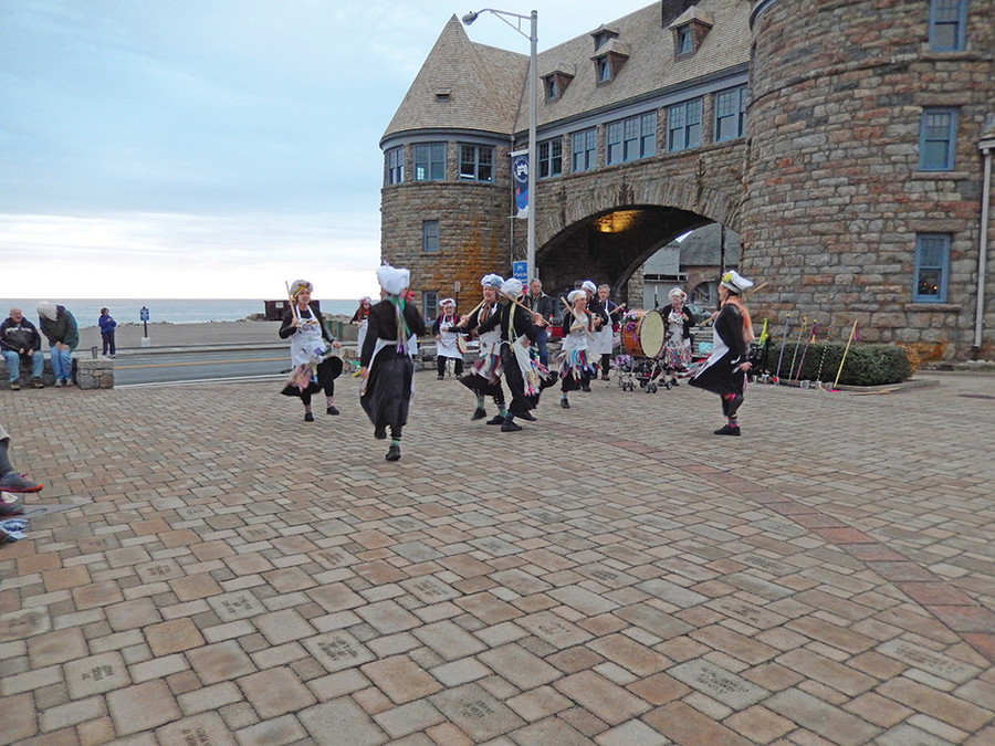 Set your alarm: The Ladies of the Rolling Pin will be dancing at dawn on May 1 at The Narragansett Towers