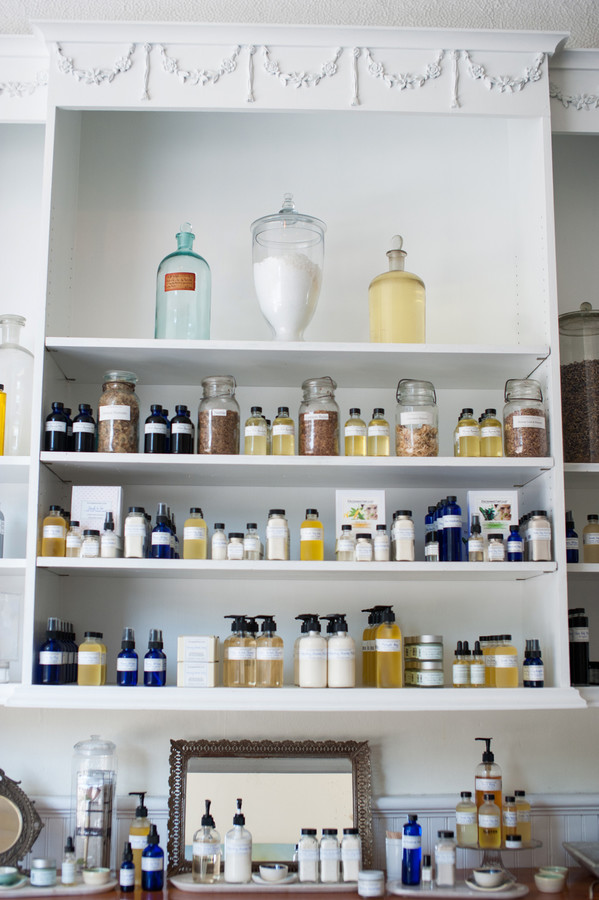 Add some spring to your pampering with botanical products, like Farmaesthetics, made in Portsmouth