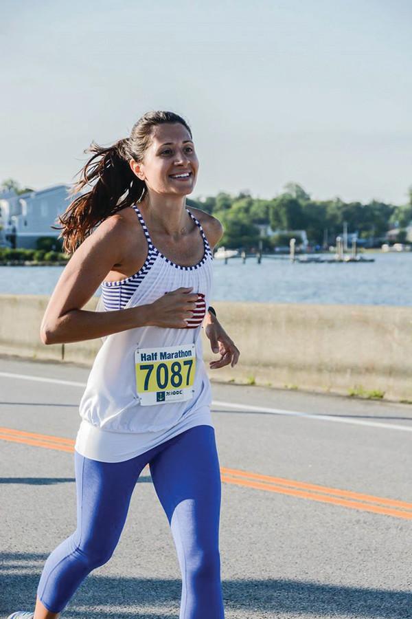 Get running in Newport with Newport Rhode Races