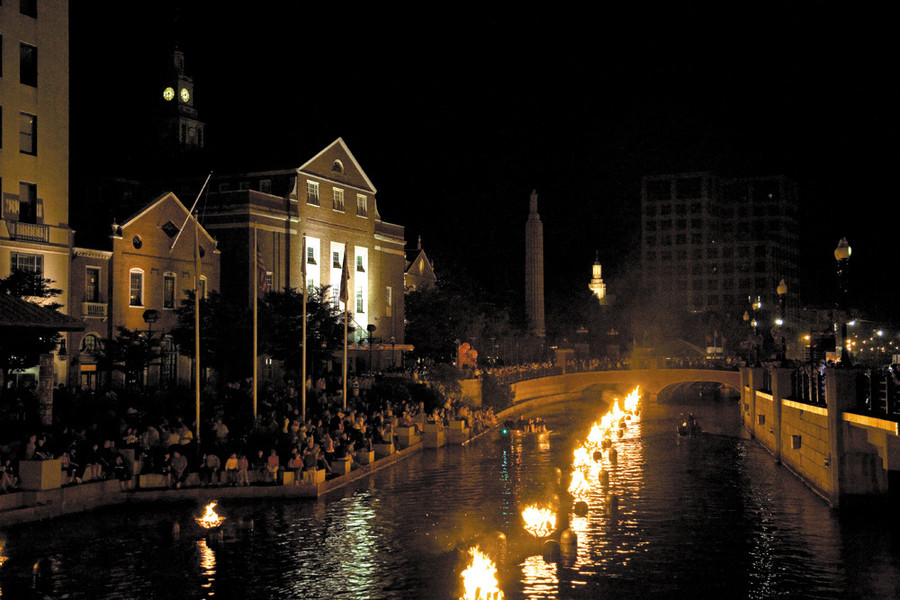 WaterFire's new 37,000-foot arts center opens this month