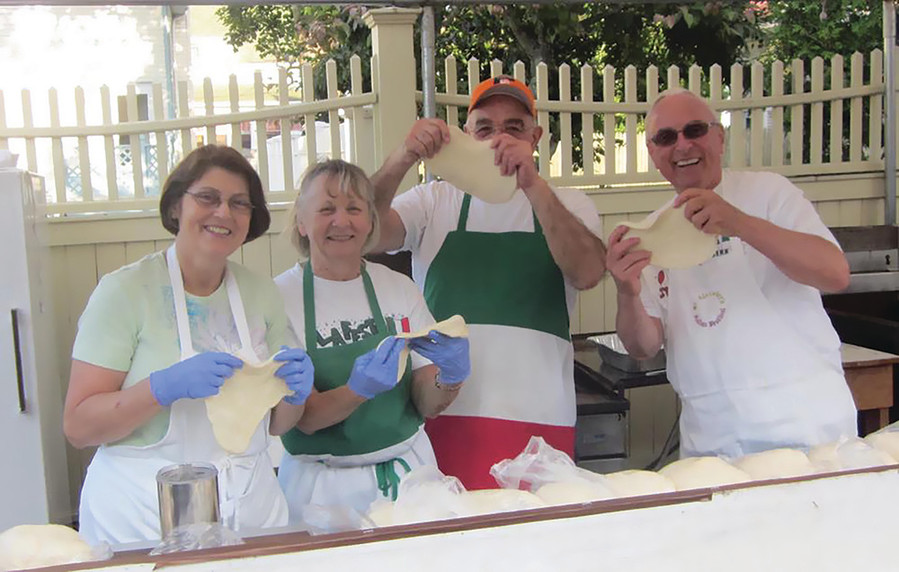 Find perfect Italian pastries at St. Alexander's food festival in Warren