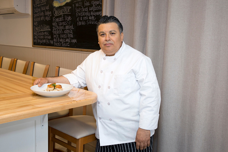 Chef Rafael Rosas
