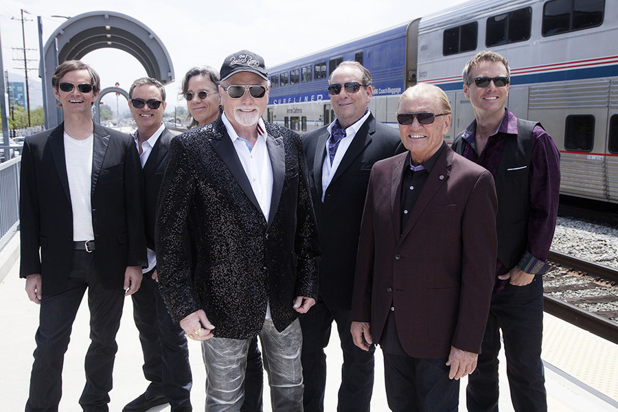 The Beach Boys kick off Bold Point Park's first summer concert season on August 9
