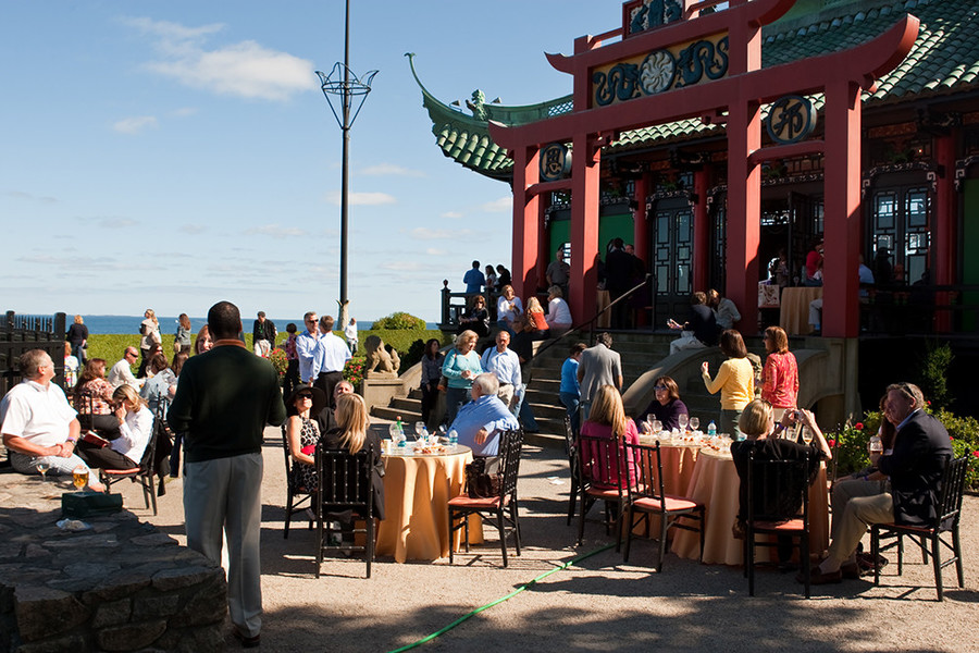 September 21-24: The 12th Annual Newport Mansions Food & Wine Festival