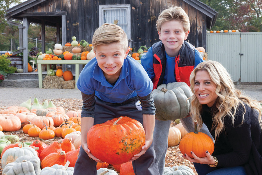 Explore the Harvest Festival at The Farmer's Daughter in South Kingstown