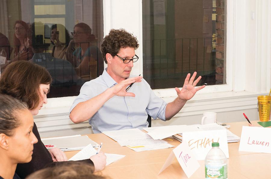Providence-based writer and Grub Street instructor Ethan Gilsdorf