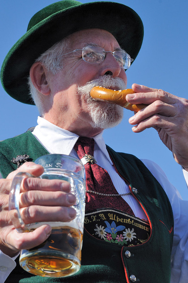 Celebrate Oktoberfest at Bold Point Park on October 7