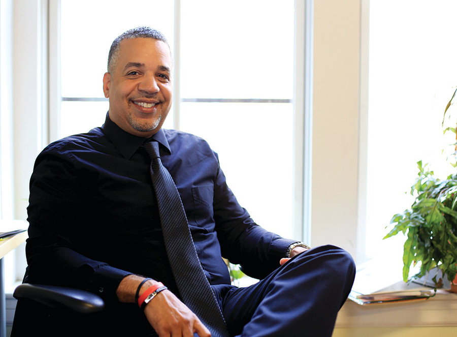 Nick Figueroa, executive director of College Visions