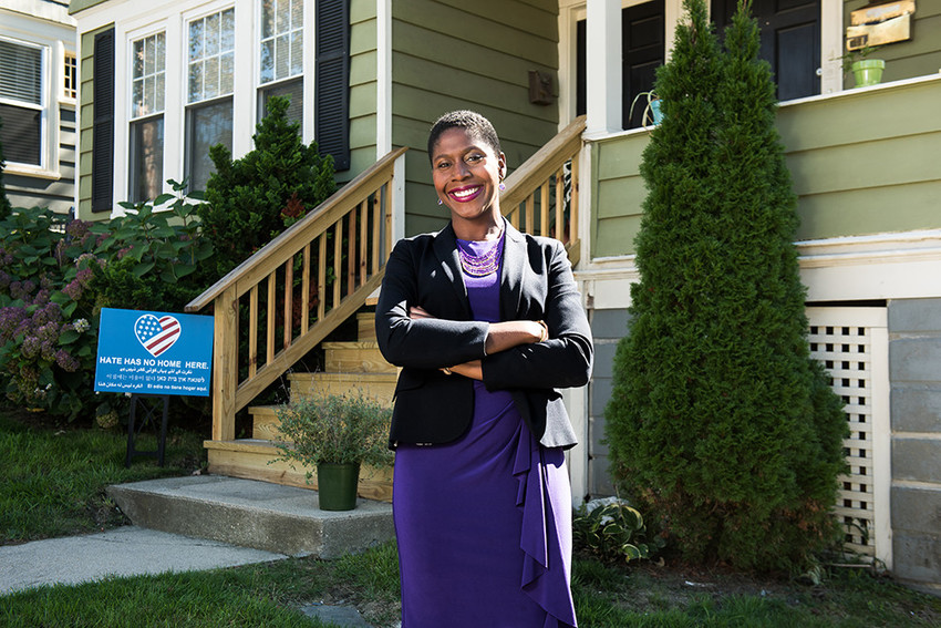 Ward 3's newly elected councilwoman, Nirva LaFortune, is tasked with uniting the ward's diverse community