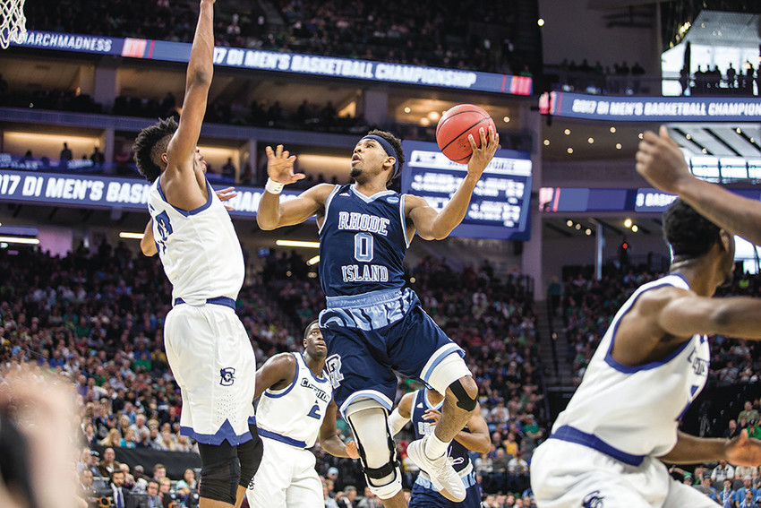 URI's E.C. Matthews (above) and Jared Terrell enter the season with the second highest combines scoring of any two players in college basketball