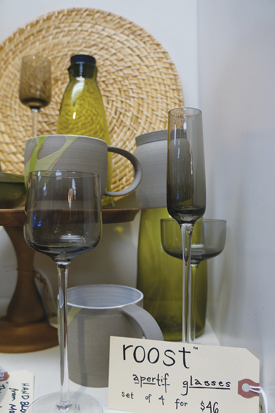Roost Aperitif Glasses set of 4: $46