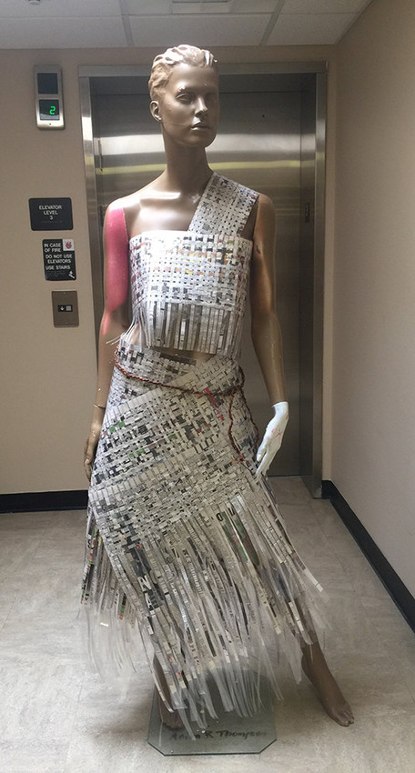 Three high schoolers will compete on design aesthetic as well as creative use of recycled materials