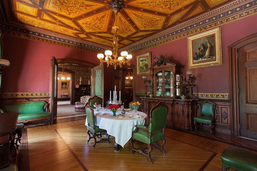 Lippitt House hosts a curated interactive exhibit in March and April about those who have worked in the mansion