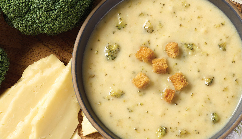 Blount Fine Foods ladles out a new soup line
