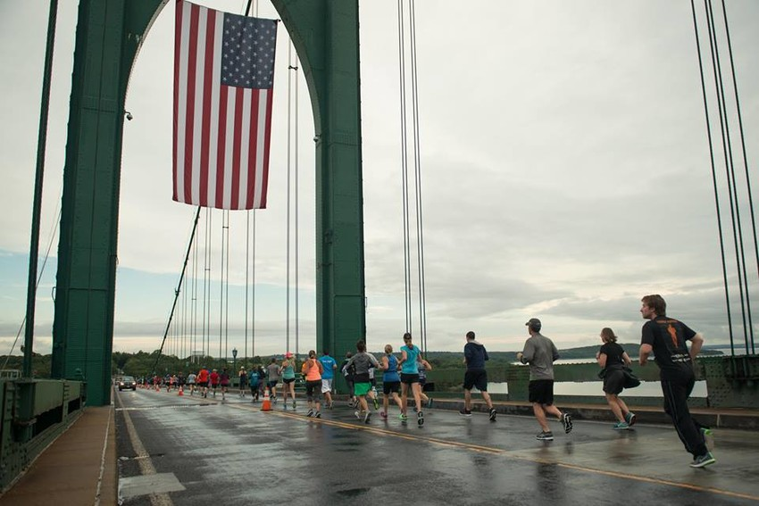 Lace up your sneakers for this year's Mount Hope Bridge 5k, crossing the historic bridge over Mount Hope Bay, August 11