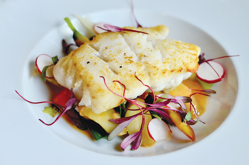 Pan-Seared Domestic Cod
