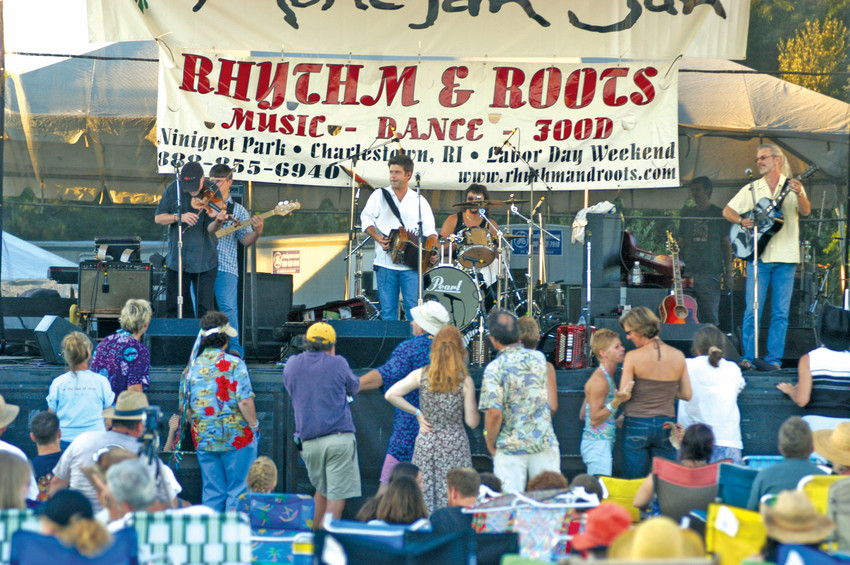 The Rhythm and Roots Festival returns to Charlestown for a 3 day celebration of music, food from around the globe, and fun for all ages, Aug. 31-Sept. 2