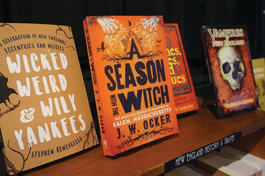 New England books, $14-$20