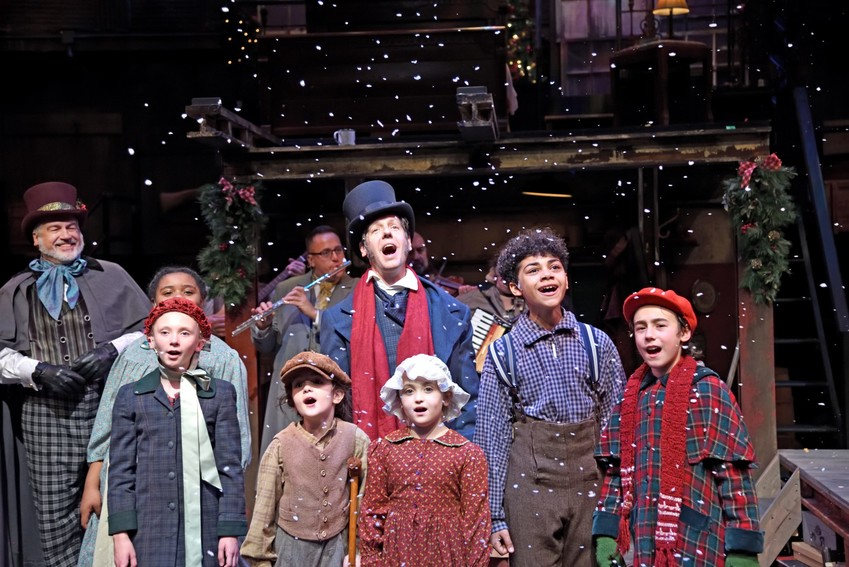 Catch the opening weekend of the holiday classic, A Christmas Carol by Charles Dickens, performing at Trinity Rep, running now-Dec. 30