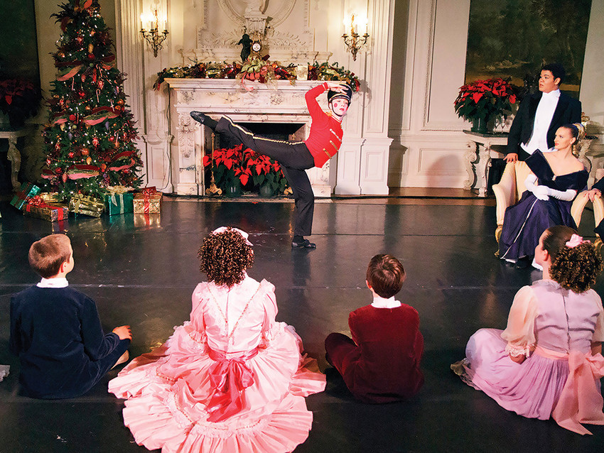 The Newport Nutcracker returns to Rosecliff for its 17th season, November 21-30