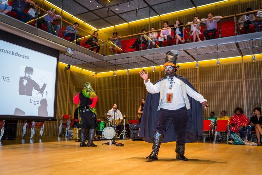 Shakespeare to Hip Hop offers a fresh, educational take on the English bard's classics.