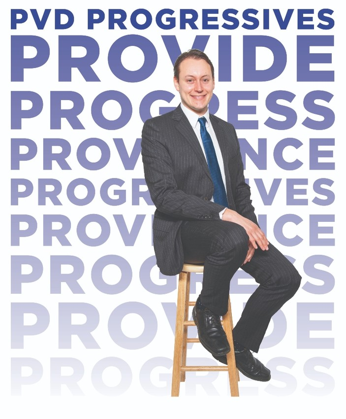 Providence's Progressive State Senator Samuel Bell