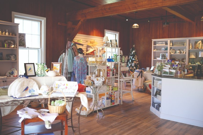 Blithewold might be known for its mansion and gardens, but The Shop is just as worthy of a visit